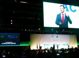COP21 PEG Africa Hugh Whalan