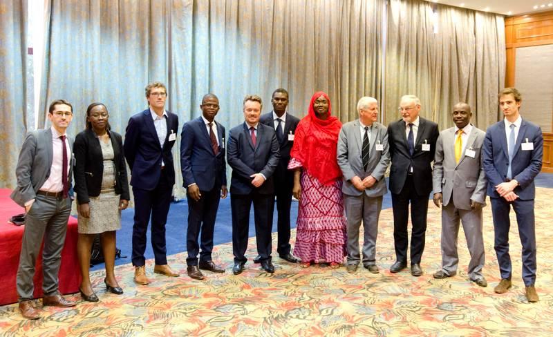 Actionnaires Sinergi Burkina