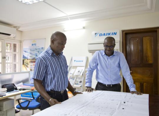 RICA Services Côte d'Ivoire I&P