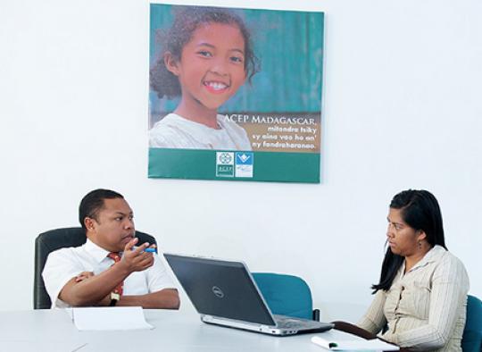 ACEP Madagascar investisseurs partenaires
